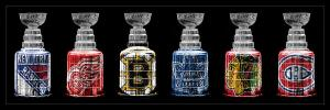 By Andrew Fare http://fineartamerica.com/featured/stanley-cup-original-six-andrew-fare.html