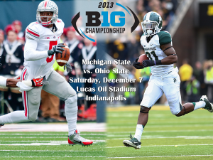 Promotional Banner by the B1G 10