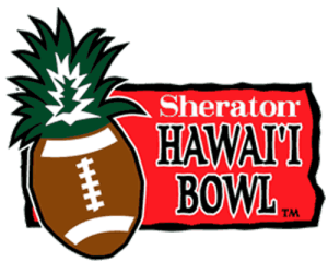 Logo by the Hawai'i Bowl